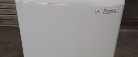 2,000円で容量4.2kgの東芝製の洗濯機(AW-42SJ)を格安回収|東京都品川区にて家電製品の引き取り