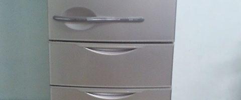7,500円で質量71kgのサンヨー製の冷蔵庫(SR-361J(S)-2)を格安回収|東京都葛飾区にて家電製品の引き取り