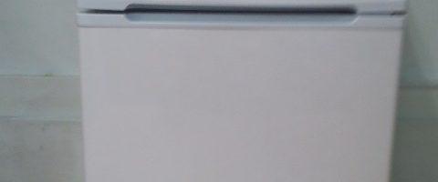 2,000円でアビテラックス製の冷蔵庫(AR-85)を格安回収リユース|神奈川県川崎市にて家電の引き取り