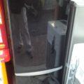 3,000円で2007年製・ナショナル製の冷蔵庫(NR-B172J-K)を回収リユース|東京都江戸川区の小岩で家電の引き取り
