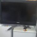買い替えで不要となった東芝製の液晶テレビ(REGZA)を格安回収リユース 東京都文京区で家電の引き取り
