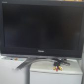 東芝製の液晶テレビ(REGZA)