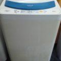 引っ越しで不要になった液晶テレビと洗濯機を格安回収リユース|東京都板橋区で家電の引き取り