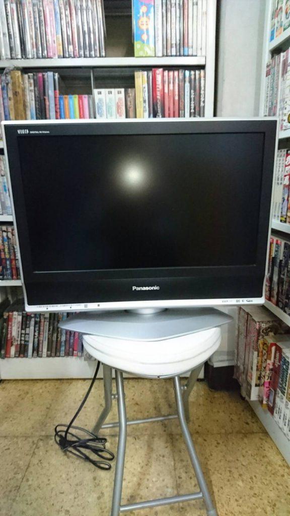 パナソニック製の液晶テレビ・VIERA