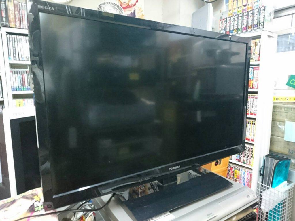 液晶テレビ・REGZA(32B3)