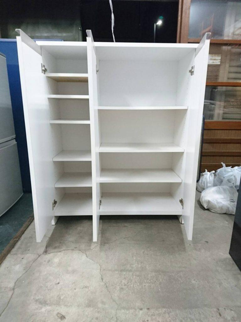 収納ボックスの内部