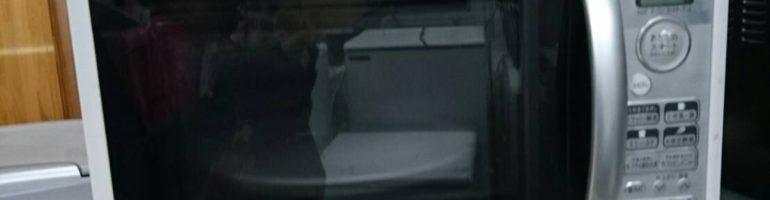 引っ越しで不要になったシャープ製の電子レンジ・冷蔵庫など格安で廃品回収|東京都葛飾区にて家電の出張回収