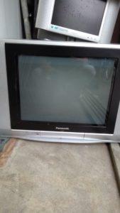 パナソニック製のテレビ
