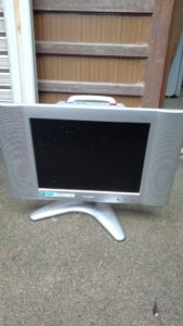 シャープ製のテレビ