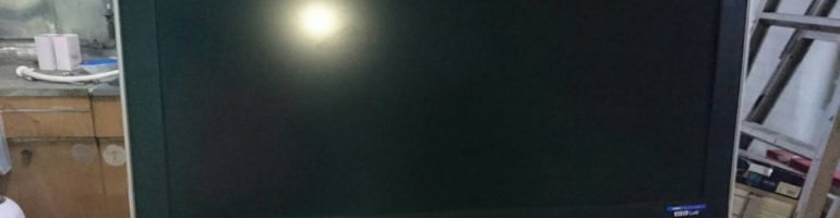 パナソニック製の液晶テレビ・ビエラ(TH-32LX600)を無料回収|東京都豊島区駒込にて家電の引き取り