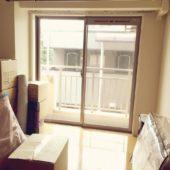単身引っ越しの部屋