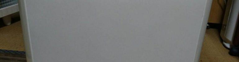 パナソニック製の除湿器(F-YHD-100)など不用品を格安で廃品回収 東京都北区の赤羽にて家電の引き取り