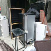 単身引っ越しの不用品回収