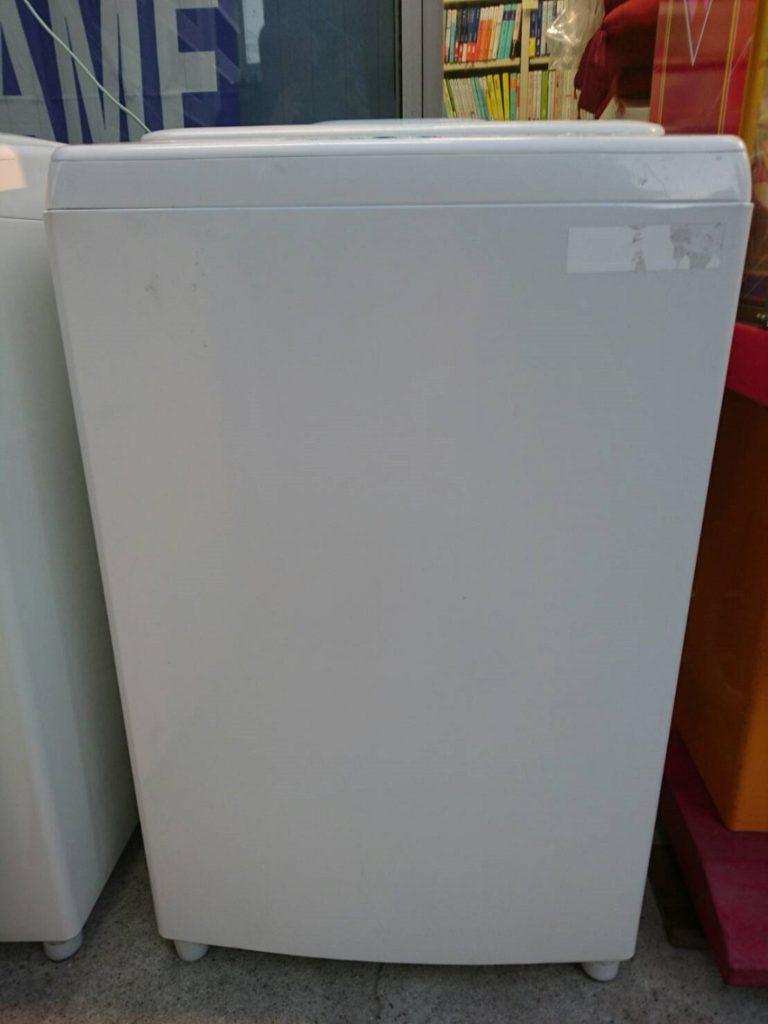 東芝製の全自動洗濯機(AW-42SJ)の容量