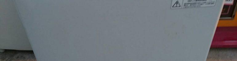 引っ越しで不要になった東芝製の電気洗濯機(AW-205)を2,500円で廃品回収 東京都目黒区都立大学にて不用品の回収処分
