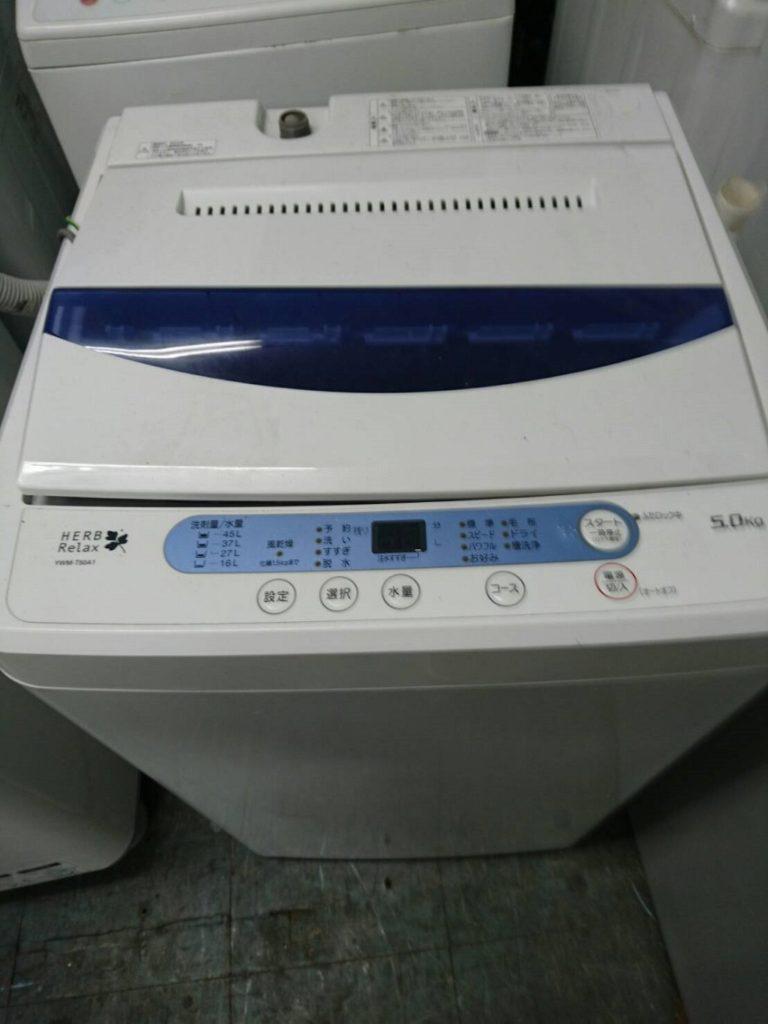 ヤマダ電機オリジナル洗濯機(YWM-T50A1)
