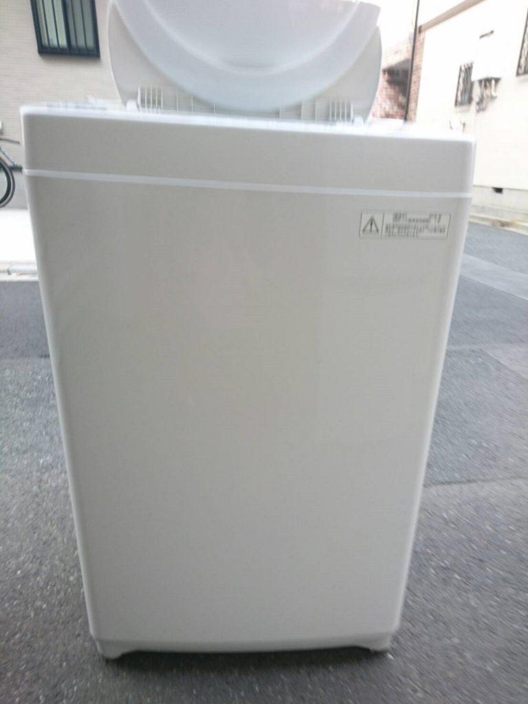 東芝製の洗濯機(AW-4S3)