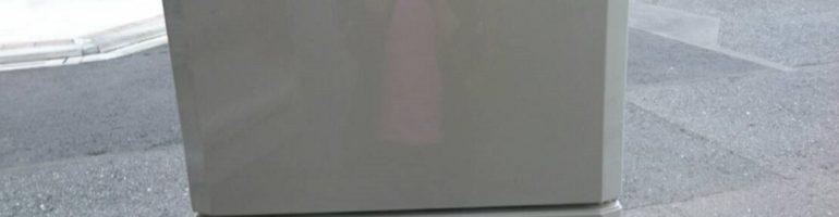 【無料回収】買い替えで不要になったハイアール製の冷蔵庫(JR-NF140H)を出張回収 東京都足立区北綾瀬にて家電の引き取り