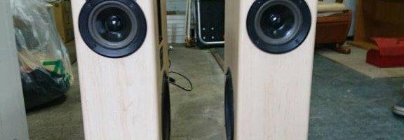 FUZE フューズのアンプ内蔵スピーカー(ASW2700)など出張回収|東京都千代田区新御茶ノ水にてオーディオ機器の引き取り