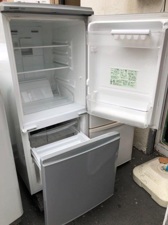 冷蔵庫の室内