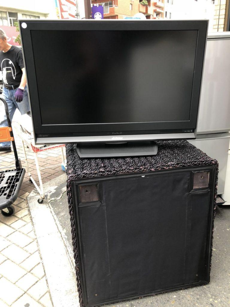 JVCケンウッド製の液晶テレビ