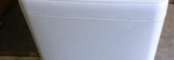 パナソニック製の洗濯機(NA-F45B3)など出張回収|東京都港区汐留にて家電品を格安処分