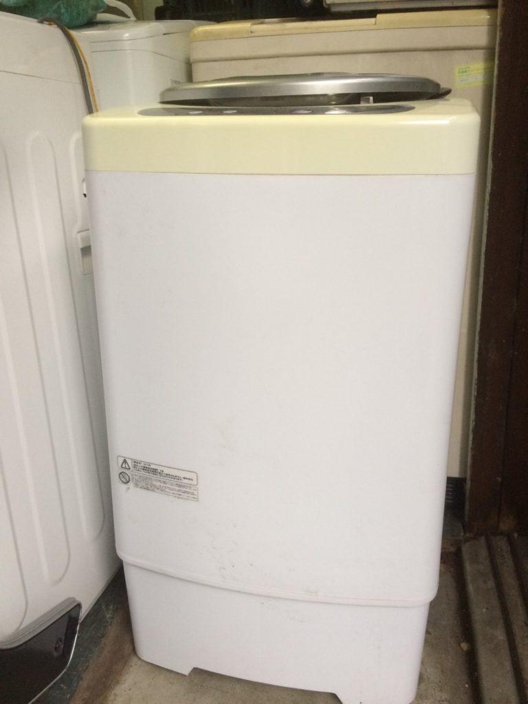 小型の洗濯機