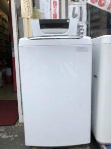 ノジマ製の洗濯機