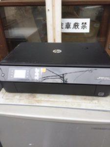 HPのインクジェットプリンター