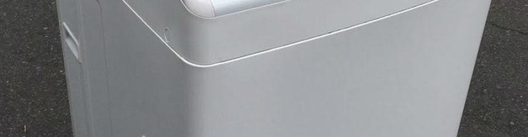 神奈川県川崎市にて引っ越しに伴う家電品(洗濯機)などの回収処分