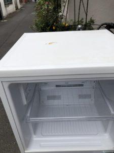 冷蔵庫のうえ