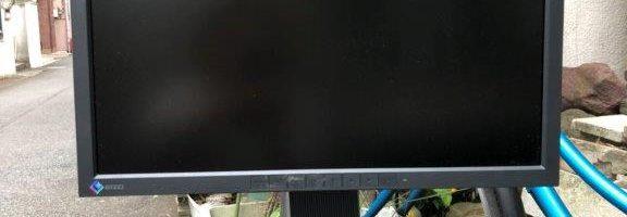東京都杉並区にて液晶テレビなどの家電品を回収・処分
