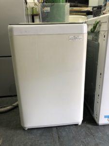 洗濯機の外観の状態