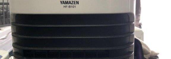 東京都目黒区にてセラミックファンヒーターの家電品をまとめて出張回収