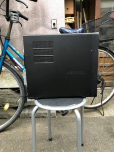 デスクトップ型のPC
