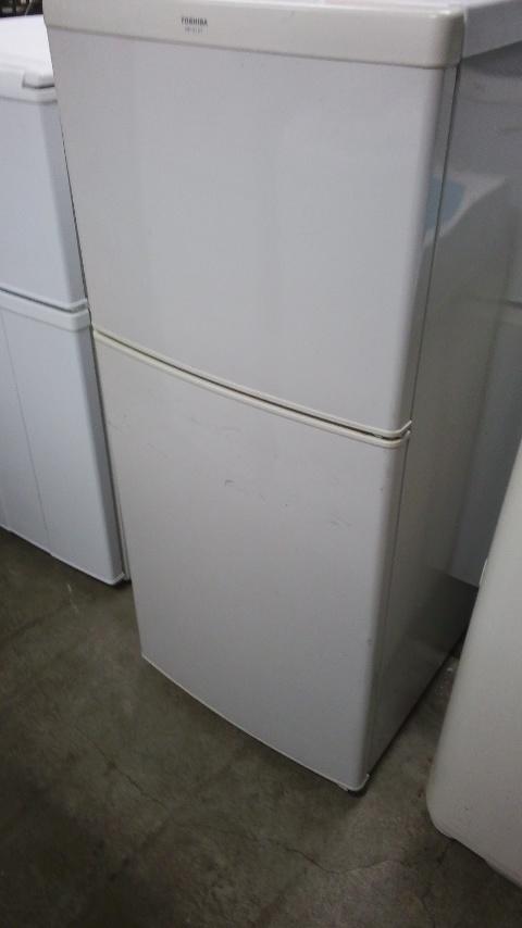 東芝製の冷蔵庫