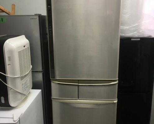 パナソニック製の冷蔵庫を回収