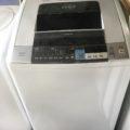 足立区にて日立製の洗濯機など家電品をまとめて出張回収