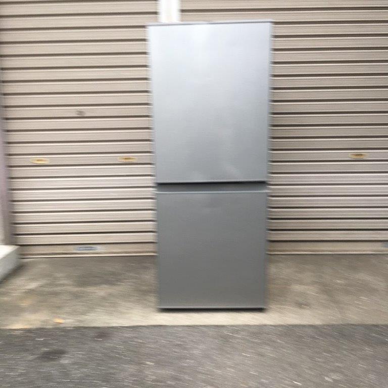 アクア製の2ドア冷蔵庫