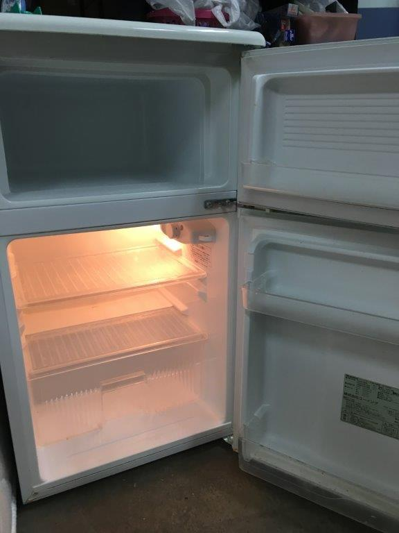 棚板・野菜BOX等の標準付属品