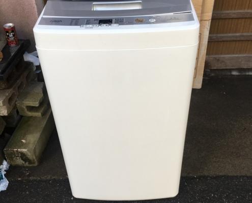 アクアの洗濯機