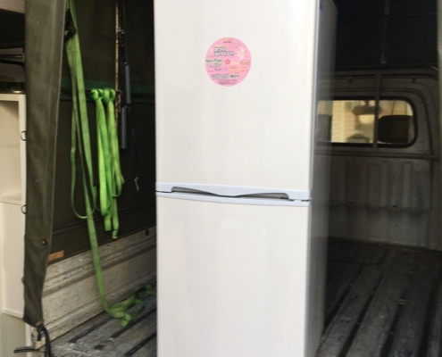 アビテラックスの冷蔵庫