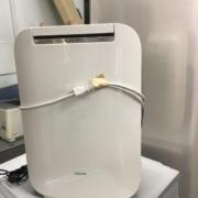 東芝製の除湿乾燥機