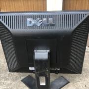 デル製のパソコン液晶モニター