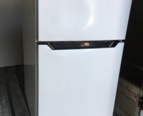 ハイセンス製の冷凍冷蔵庫