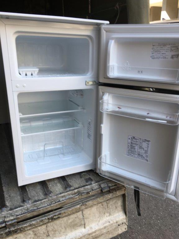 冷蔵の標準付属品