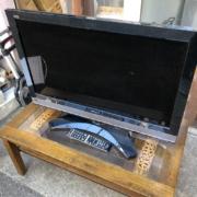 日立製の液晶テレビ