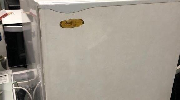 アビテラックスの1ドア冷蔵庫