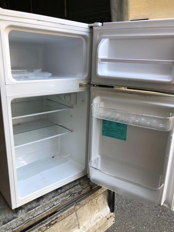 冷蔵庫の標準付属品