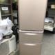 三菱製の冷蔵庫
